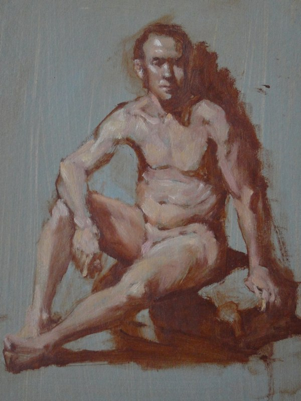 Stephanie_Goldman-Figure-Study-Male-Oil-10x8