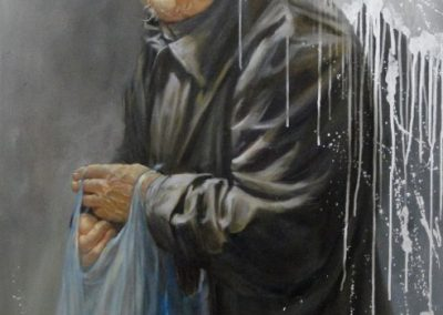 stephaniegoldmanfineart-Urban-Hermit-Eve-Oil-54x36