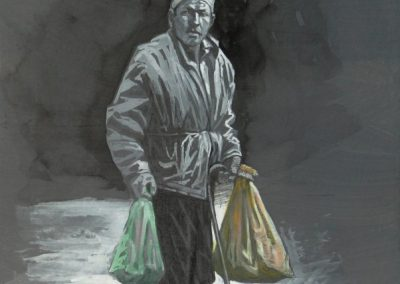 stephaniegoldmanfineart-Groceries-Watercolor-12x9