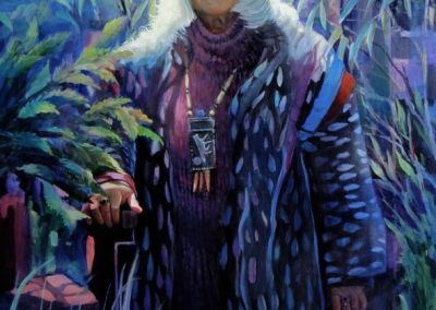 kengoldmanfineart-Astrologer Jan-Oil-40x30