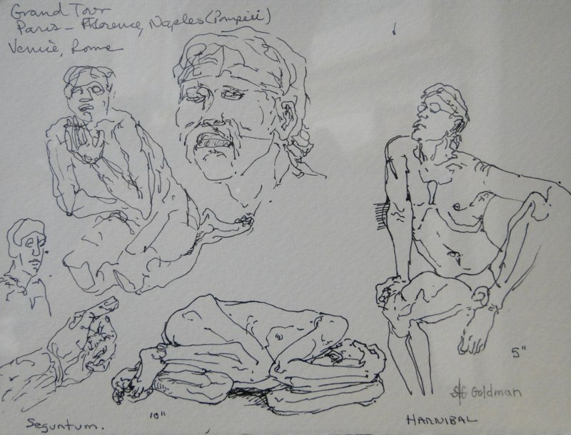 Stephanie_Goldman-Van-Poses-Ink-Drawing-6x8