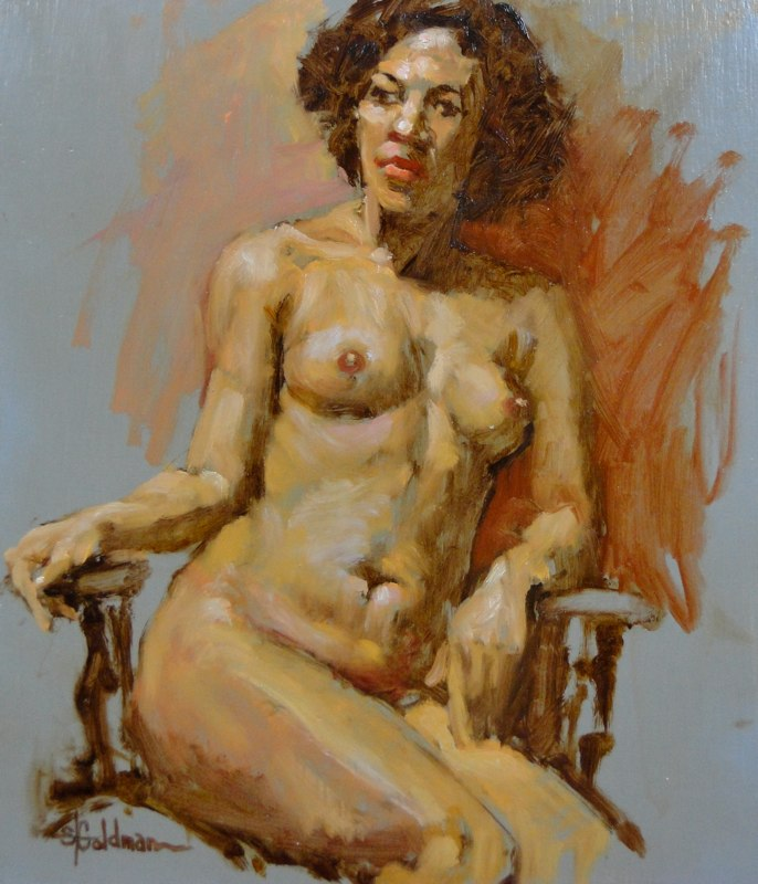 Stephanie_Goldman-Figure-Study-Female-Oil-10x8