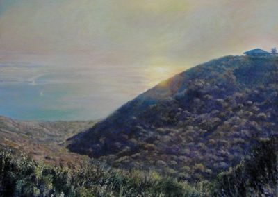 kengoldmanfineart-Cabrillo Point Forgrise-Acrylic-18x24