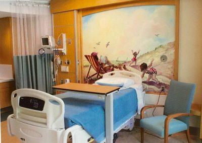 Goldmanfineart-Rady's-Children's-Mural-Patient-Room-Healing-Art