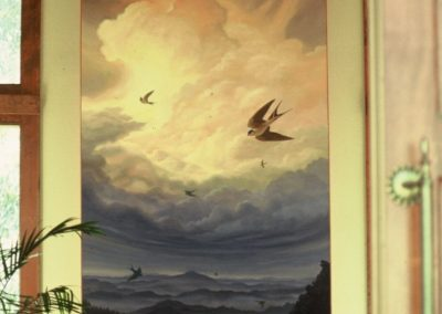 Goldmanfineart-Private Mural-Freeflight_10ftx5ft1