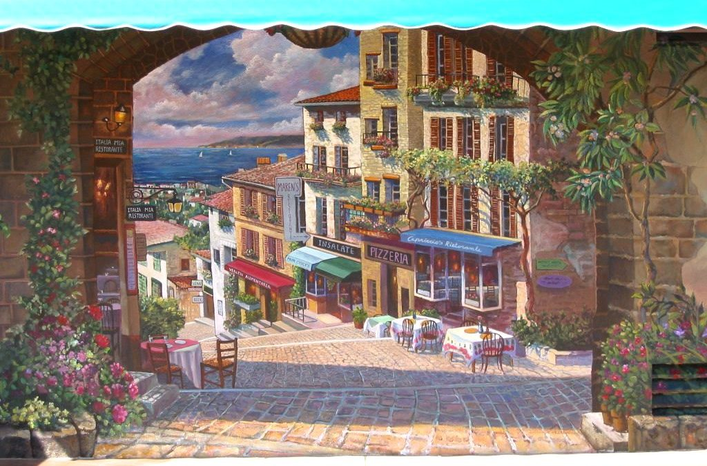 Residential Mural Projects