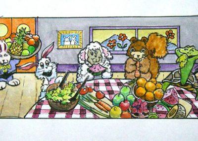 Goldmanfineart_Loma Linda_Spec Project_Cafeteria 01