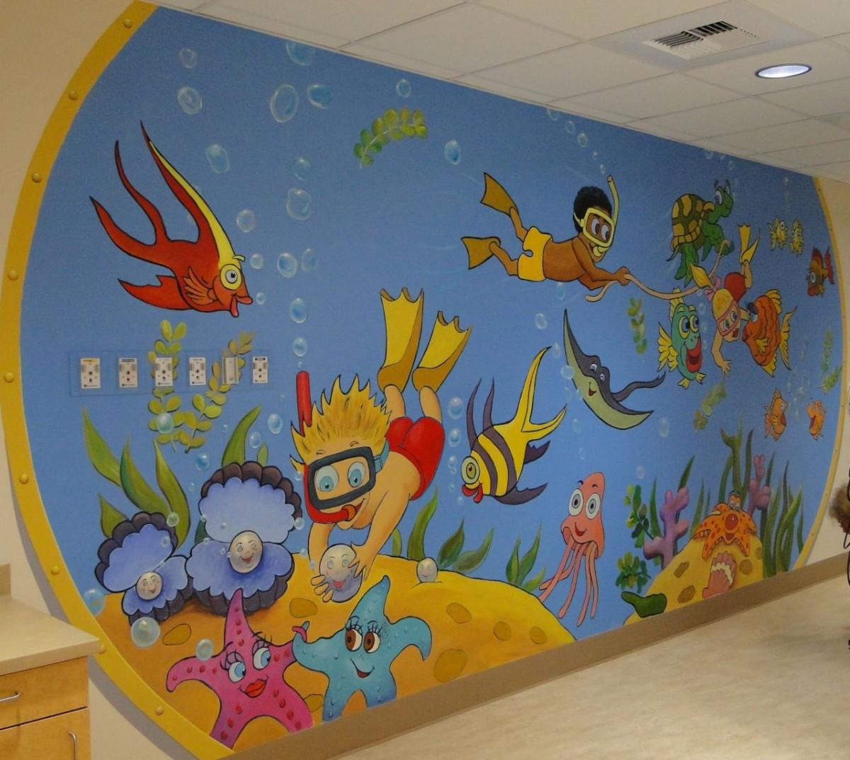 Rady Children S Hospital Mri Suite San Diego Ca Goldman