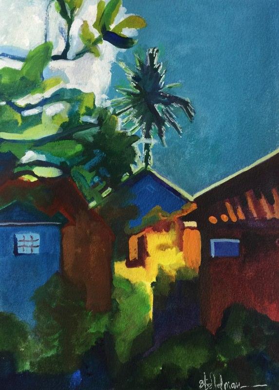 Stephanie_Goldman-Bali-Zen-Glow-Watercolor-10x7