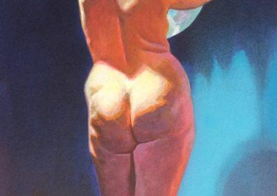 stephaniegoldmanfineart-Embrace Life-Watercolor-29x16