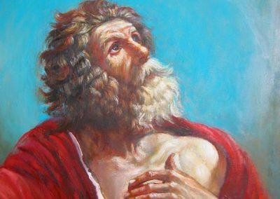 stephaniegoldmanfineart-Prophet-Elija-after-Venetian-Master-Oil-28x22