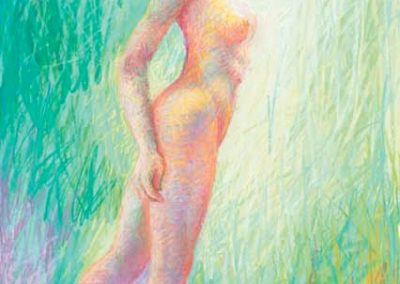 stephaniegoldmanfineart-Intuition-Pastel-34x22