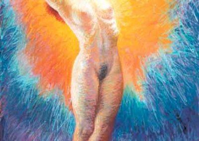 stephaniegoldmanfineart-Belief-Pastel-34x22