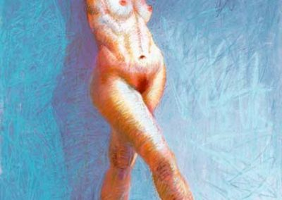 stephaniegoldmanfineart-Complete-Pastel-34x22