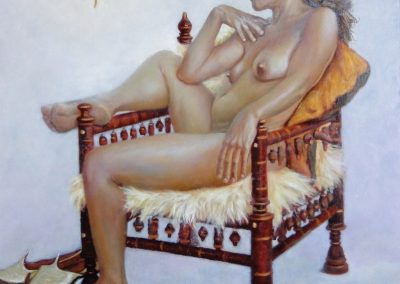 stephaniegoldmanfineart-Hagar-The-Mystic-Oil-40x30