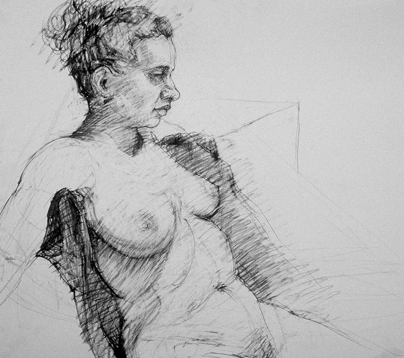 Stephanie_Goldman-Female-Nude-Charcoal-Drawing-18x24