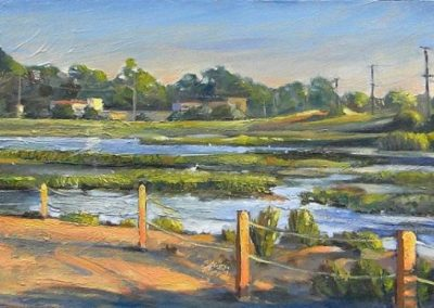kengoldmanfineart_Famosa Slough 3_Oil_10X30