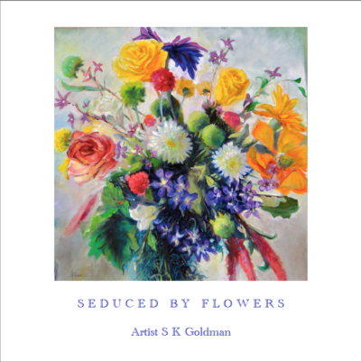 Seduced By Flowers Cover_Stephanie Goldman