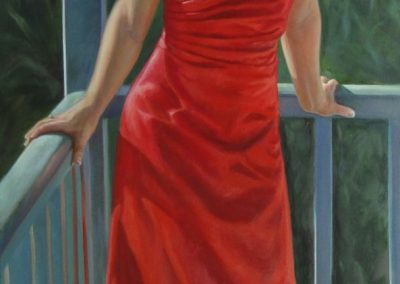 stephaniegoldmanfineart-Annabelle-Oil-52x26 - SOLD