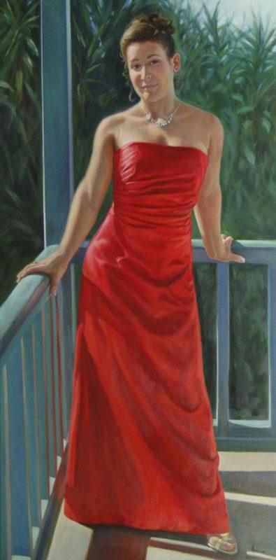 Stephanie_Goldman-Annabelle-Oil-52x26 - SOLD