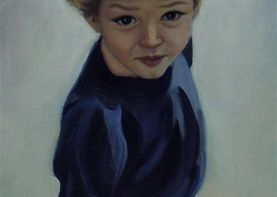 stephaniegoldmanfineart_Boy-in-Blue-Sweat-Shirt_Oil-48x24