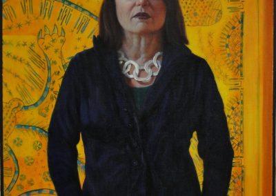 stephaniegoldmanfineart-Portrait-of-Erika-Oil-40x30 - SOLD
