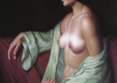 stephaniegoldmanfineart-Widowed-Bathsheba-Oil-36x24