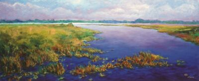 Stephanie_Goldman_Landscape_Giclee_Luminous Marsh