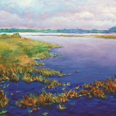Stephanie_Goldman_Landscape_Giclee_Luminous Marsh