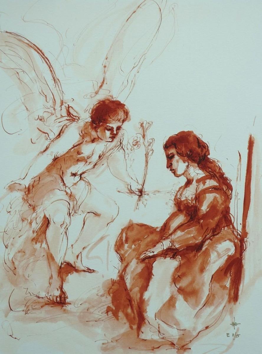 Stephanie_Goldman_Theme_Giclee_The Annunciation - 10