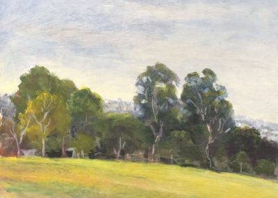 kengoldmanfineart_Acrylic_Kate Sessions Plein air 2, 8x11