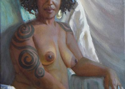 stephaniegoldmanfineart_Jasmine-oil on canvas-20x16
