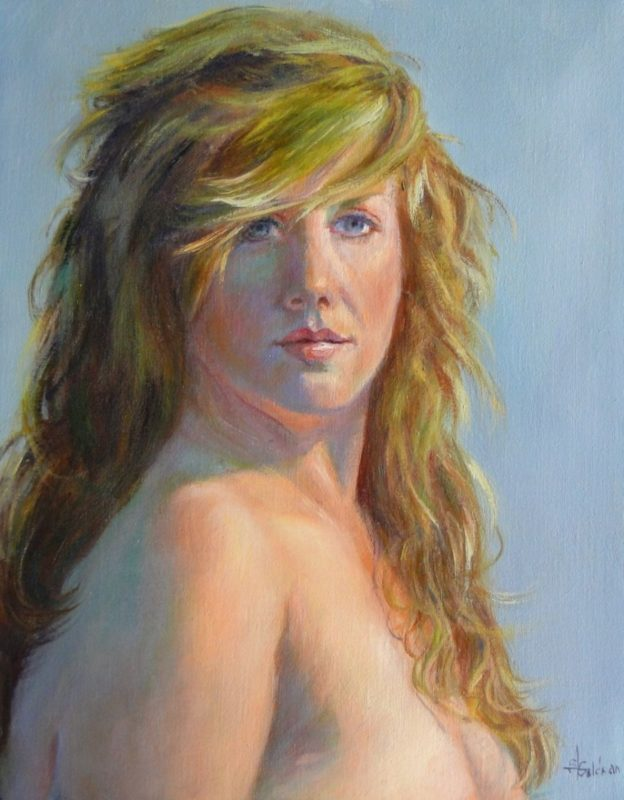Stephanie_Goldman_T.Rose _Oil 14x12