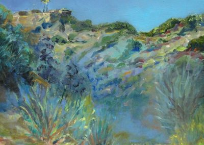 stephaniegoldmanfineart_Landscape Jewel Oil3