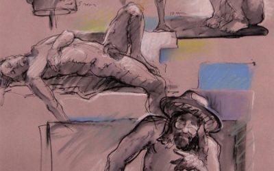 Painting & Drawing The Human Figure – Ken Goldman Athenaeum Class