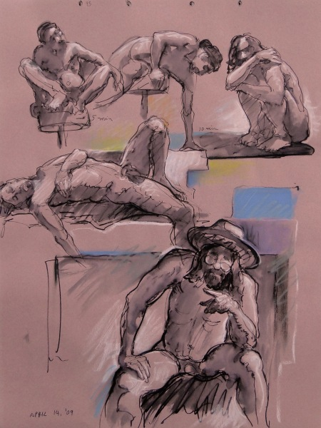 Painting & Drawing The Human Figure – Ken Goldman COMPLETE