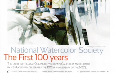 National Watercolor Society:Southern California Inspirations, Past and Present-COMPLETE
