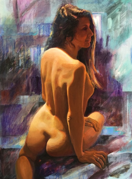 Painting and Drawing The Human Figure | Ken Goldman-COMPLETE