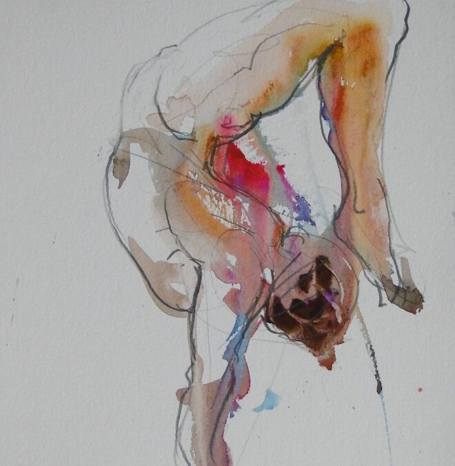 Painting and Drawing The Human Figure – Online | Ken Goldman | COMPLETE